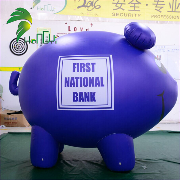 inflatable pig (2)