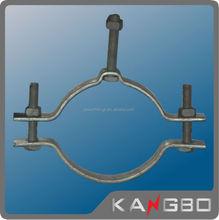 Galvanized steel tubular bracket