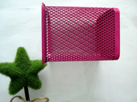 Pen holders/container /brush pot/ tubular penrack/ pencil vase can be used for home office and school