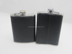 Hot Sale Leather Wine Carrier Simple And Decent