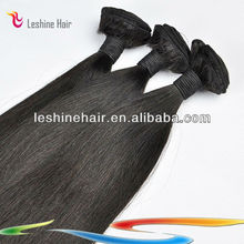 Direct Factory 2013 Best Selling 100% Human Straight Remy Myanmar Human Hair