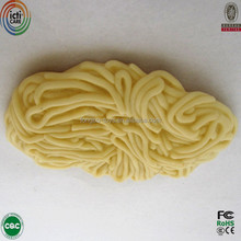food sample for promotional artificial decoration display PVC fake replica food craf