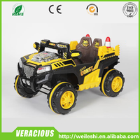 2015 Hot Sale Battery power off-road ride on car/ baby 4 wheels ride on car/Kids toy made in China
