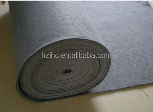 Automotive Upholstery Fireproof Non Woven Polyester Needle