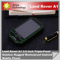 Rugged 4'' Android Smartphone Screen 1GHz Wifi GPRS Dual Core