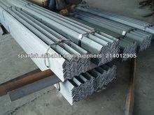 De acero al carbono barra de ángulo q235 q345 q420 q460 ss400 a36 st3 7..