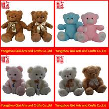Jiangsu factory stuffed animal wholesale plush teddy bear customized minion plush toy soft teddy bear