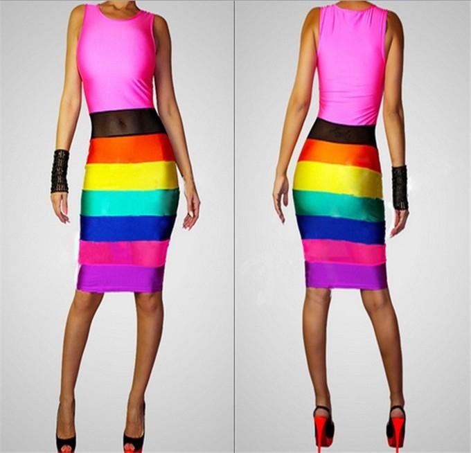 Женское платье Bodycon 3/52 M3-52