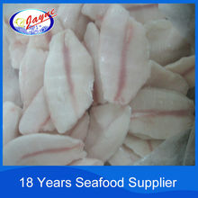 delicious frozen iqf ivp high quality chilled tilapia fillets