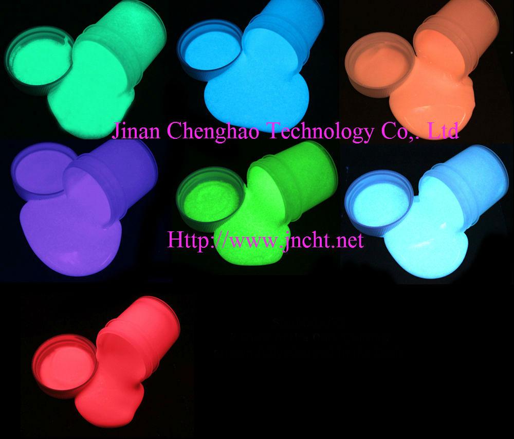 UV 활성화 페인트 붉은 3백65분의 nm의 자외선 보안 잉크/ uv 형광 잉크