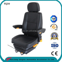 Chinese Heavy Duty Air suspension car driver seat for truck
