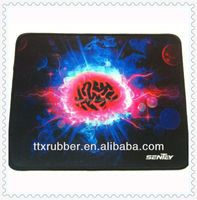 printed mouse pad comfortable mouse pad custom rubber mouse pad game play mat