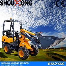 SG950 800KG Mini Construction Wheel Loader
