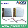 long cycle times good price of li-polymer Battery