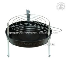 Better! 12 Inches Portable Table Top Charcoal Grill (BT0769-ST0)
