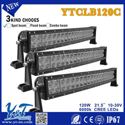 """21.5"""" 120W LED Bar Off Road LED work lamps Off Road Worklight 4x4 Sport 4WD Cars SUV ATV TRUCK Farming Light"""