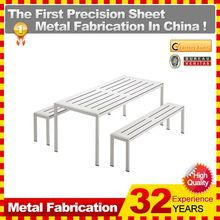 OEM child metal table and chairs with 32-year experience