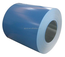 z 74 Chinese color coated galvanized steel sheet coil