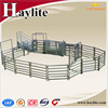 new design galvanised steel livestock equipment cattle panel for sale
