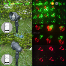 New products high quality metal alternating red and green laser light outdoor laser lighting