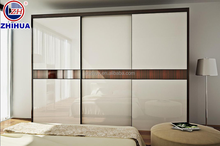custom made bedroom sliding wardrobe cabinet