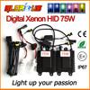 Brightest!!!HID xenon light 75W 100W xenon HID light H1 H3 H7 H H9 H10/9005 HB3 9006/HB4 H4-2 xenon HID light Glorious Brand