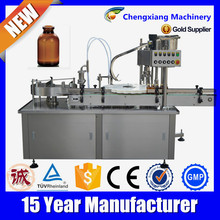 Trade assurance fully auto filling and capping machine,liquid filling and capping machine,bottle filling machine(alibaba China)