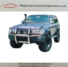 4x4 grille guard, front bumper guard, front guard for Toyota Land Cruiser FJ80 1992-1997