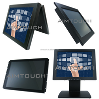 10.4 inch 4:3 wall mount bracket Resistive touch screen 1280x1024 for Sewing Machine