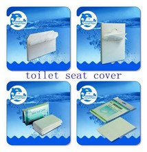 Disposable Paper Toilet Seat Cover For Toilet Seat Cover