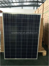 200 watt solar panel system on grid for EU market