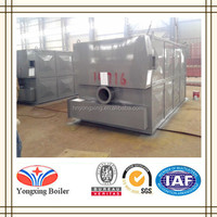 Horizontal Industrial Coal or Wood Fired Hot Air Stove