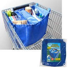 Factory price hot selling insulated shopping cart bag