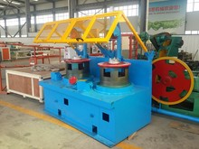 Q195 Q235 low carbon steel wire production line wire drawing nail making machine