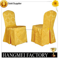 Superior Quality Lower Price Polyester Jacquard Chair Cover