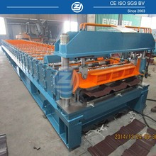 Glazed Roof Roll Forming Machine, Machine from China