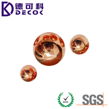 Factory Promotional Sale Copper Hollow Ball 40mm