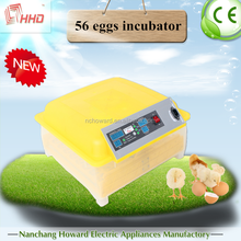 CE proved automatic new incubator industrial for chick for sale YZ-56