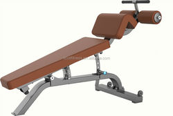 Pin Loaded Gym Equipment / Adjustment Bench / Commercial Professional Fitness Equipment / Indoor Exercise Equipment /