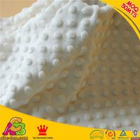 2015 hot sale high quality Oeko-tex 100 and SGS stripes pattern baby minky blanket