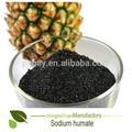 productohumatos de sodio en polvo para el fertilizante de heno de fábrica