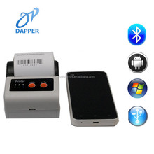 DP-TL900 58mm 2Inch mini Label Printer Mobile Phone Sticker Printer With Bluetooth and USB Ports For Android Windows Mobile