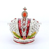 Wholesale metal kings crowns QF1653
