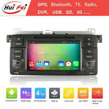 Huifei Android Multimedia Car DVD Player motorcycle accessory engine parts manufacturer for BMW M3 E46(1998-2006)