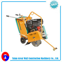 Honda gasoline handheld portable hand manual mini asphalt concrete road cutter