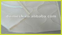 hospital mattress fabric , Sandwich en la red,polyester waterproof fabric 3d air mesh fabric