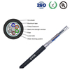small diameter light weight and friendly installation 144 core fiber optical cable GYTA