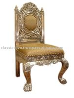 Silver Chair (Silver Furniture)