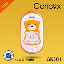 Tracking online gps children's cell phone GK301
