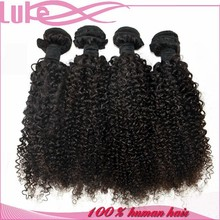 Hair Extension Type and Hair Weaving Malaysian Afro Kinky Bulk Human Hair Product